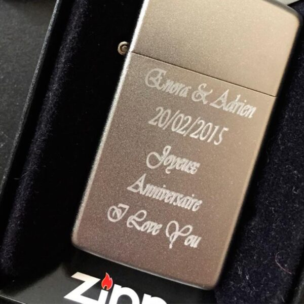 Zippo Slim -718