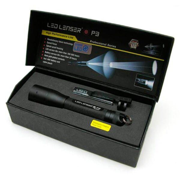 Led Lenser P3AP-1004