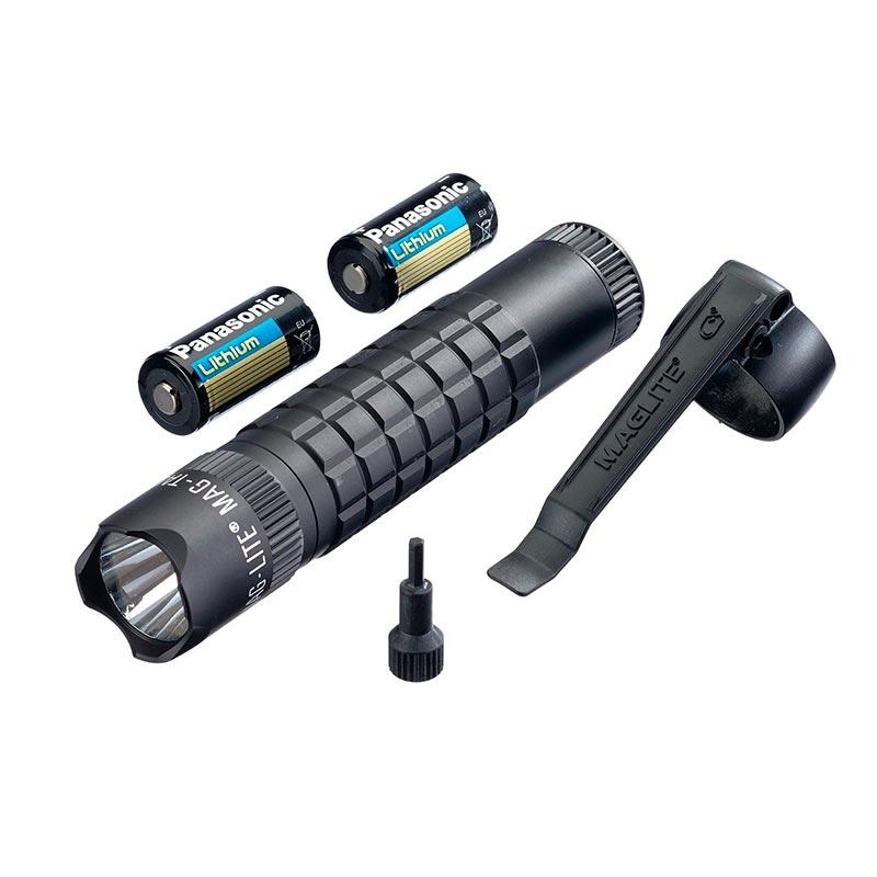 MAGLITE-TAC Corona Black-350