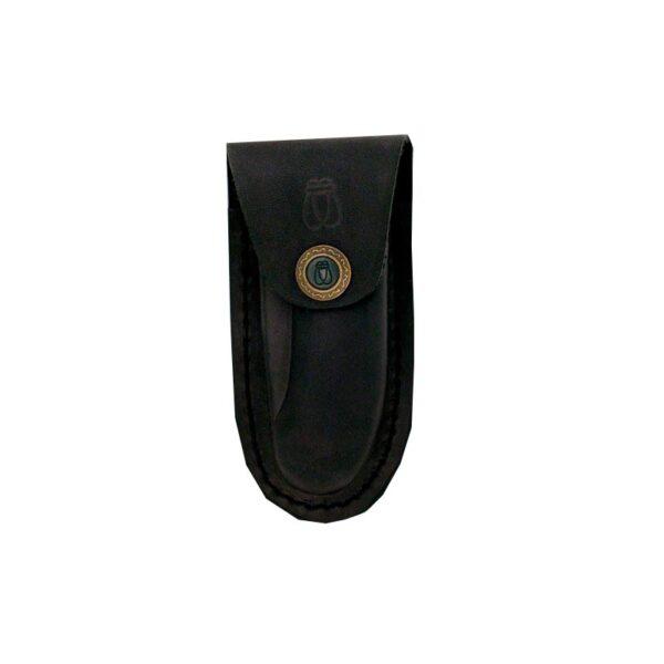 Bolsa couro Laguiole 11/12cm-0