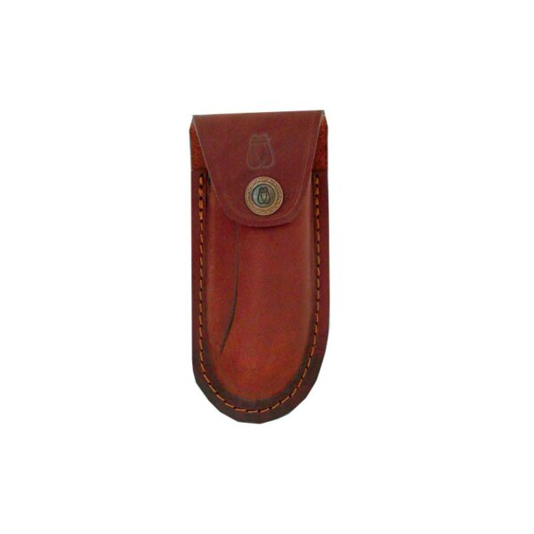 Bolsa couro Laguiole, 11/12 cm-0