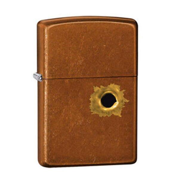 Zippo Bullet Hole-5875