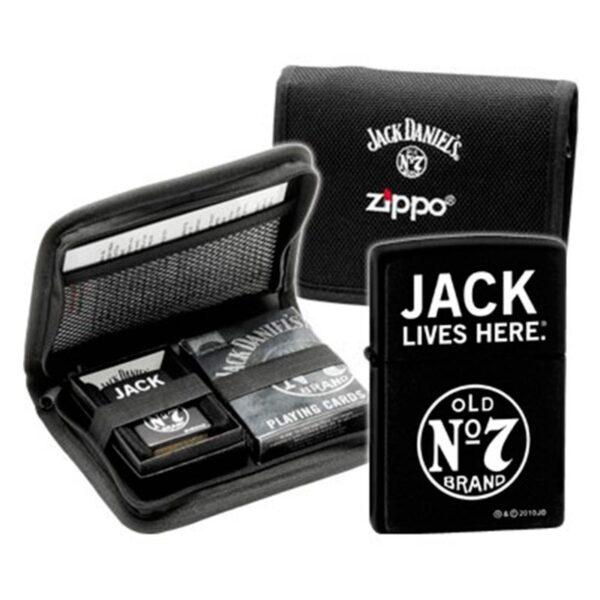 Zippo Jack Daniels SET-0