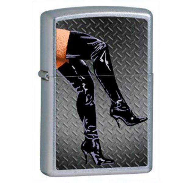 Zippo Legs in boots-0