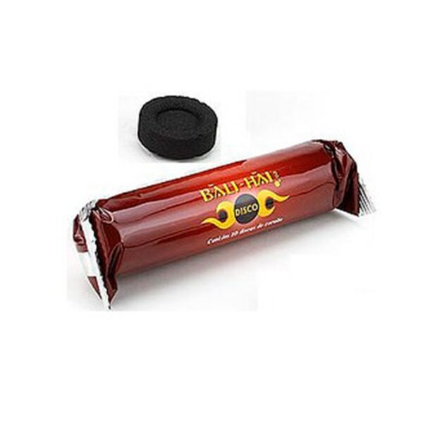 Carvão cachimbo D´Água-0