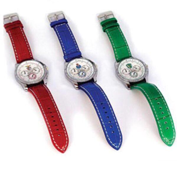 Relógio Pulso Clubes-0