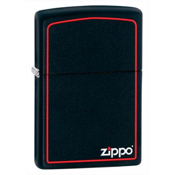 Zippo Reg Black/Z - BRDR-2420