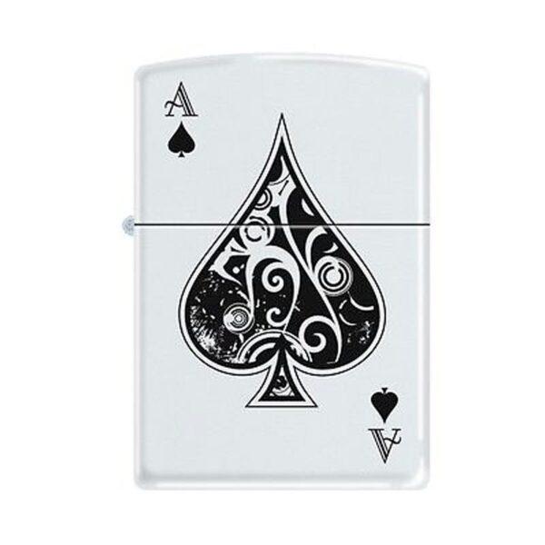 Zippo Ace of Spades 2-0