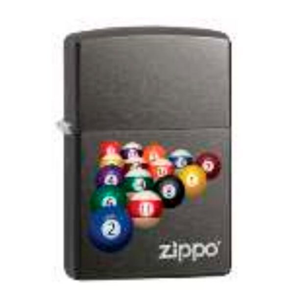 Zippo Billiard Ball Set-0