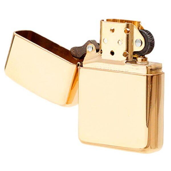 Zippo High Polish Brass-5715