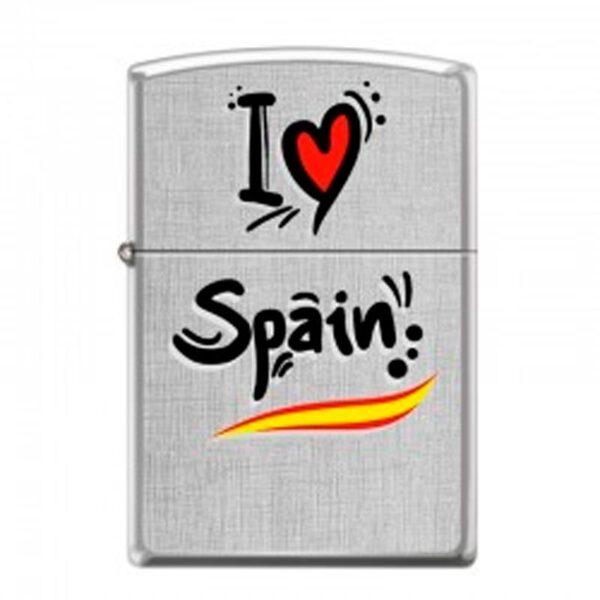Zippo I Love Spain-0