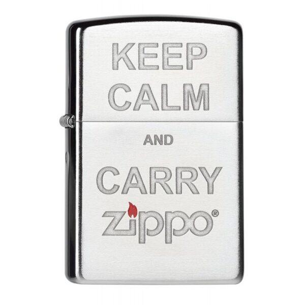 Zippo Keep Calm-0