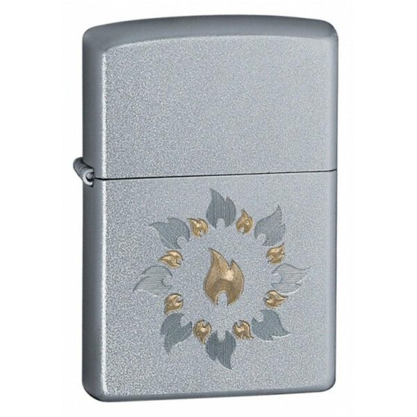 Zippo Ring Of Fire-0