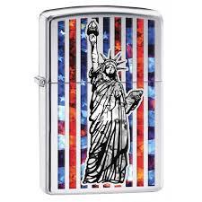 Zippo Statue of Liberty-0