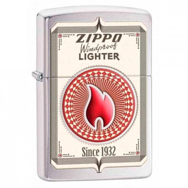 Zippo Trading Card-0