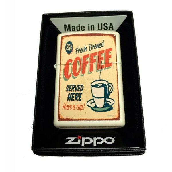 Zippo Vintage Coffee-5736