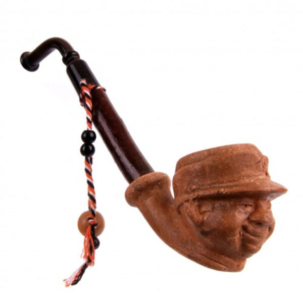 Mr. Brog pipe from Clay-0