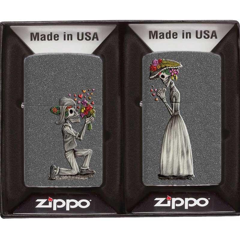 "Zippo Set ""Day of Death""-0"