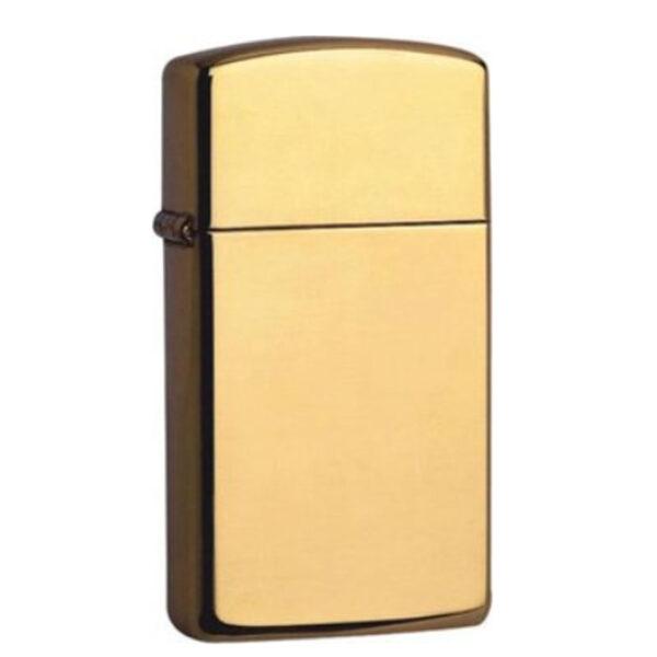 ZIPPO Slim brass polished 60001177-0