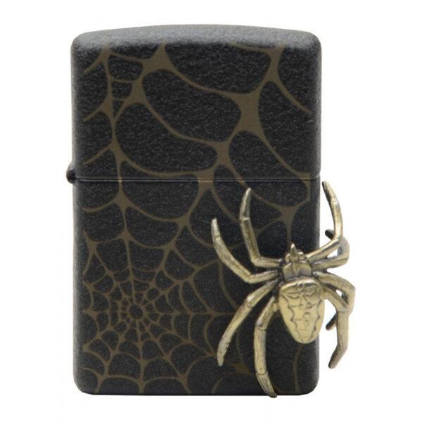 Zippo Spider Black Limited Edition 1000pcs-0