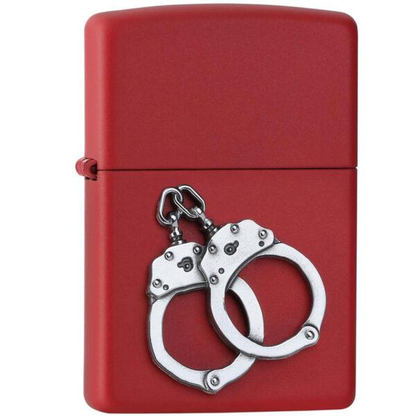 ZIPPO red emblem 2006319-0