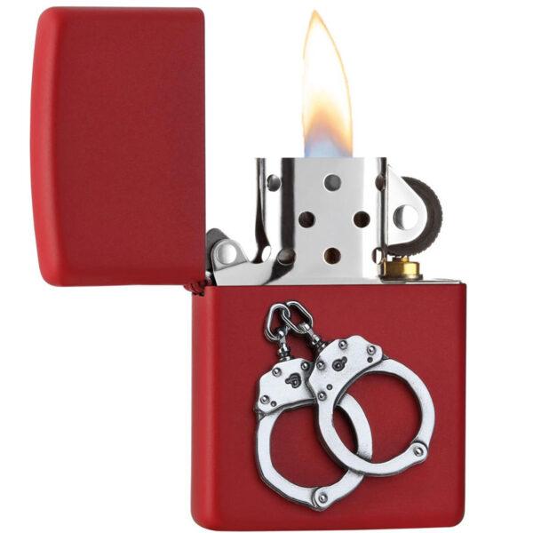 ZIPPO red emblem 2006319-8818