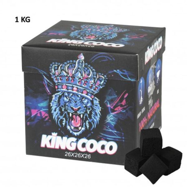 Carvão King COCO 1Kg-0